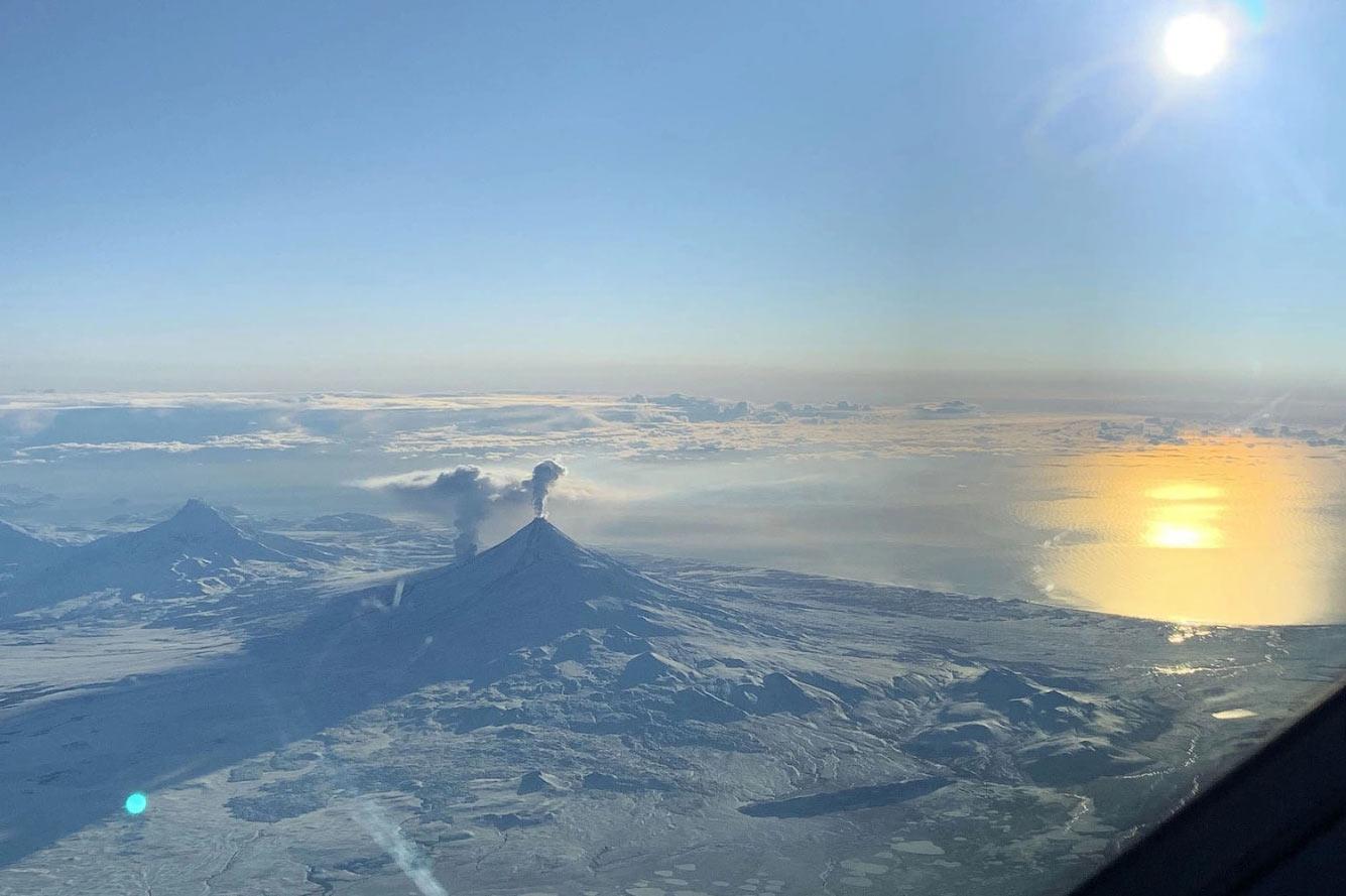 Вулкан Шишалдина