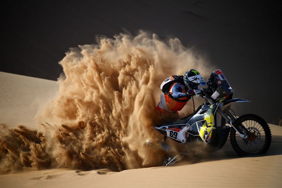 Ралли Дакар 2021: гонка в пустыне