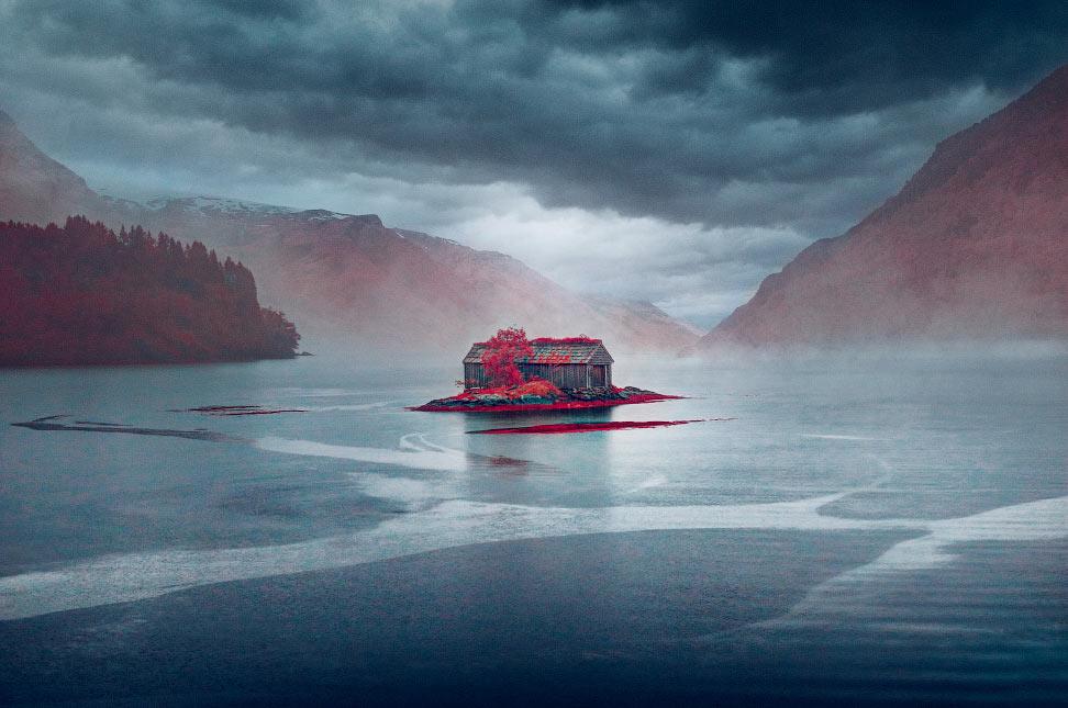 Дом мечты Норвегии