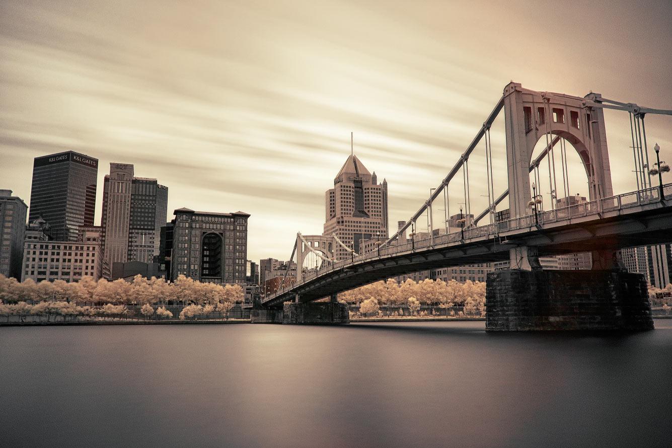 Мост Роберто Клементе (Пенсильвания, США)