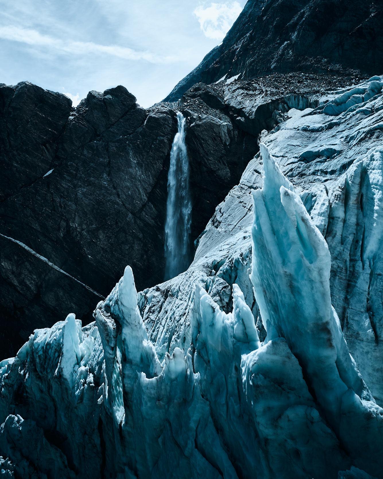 Ледники в Швейцарии