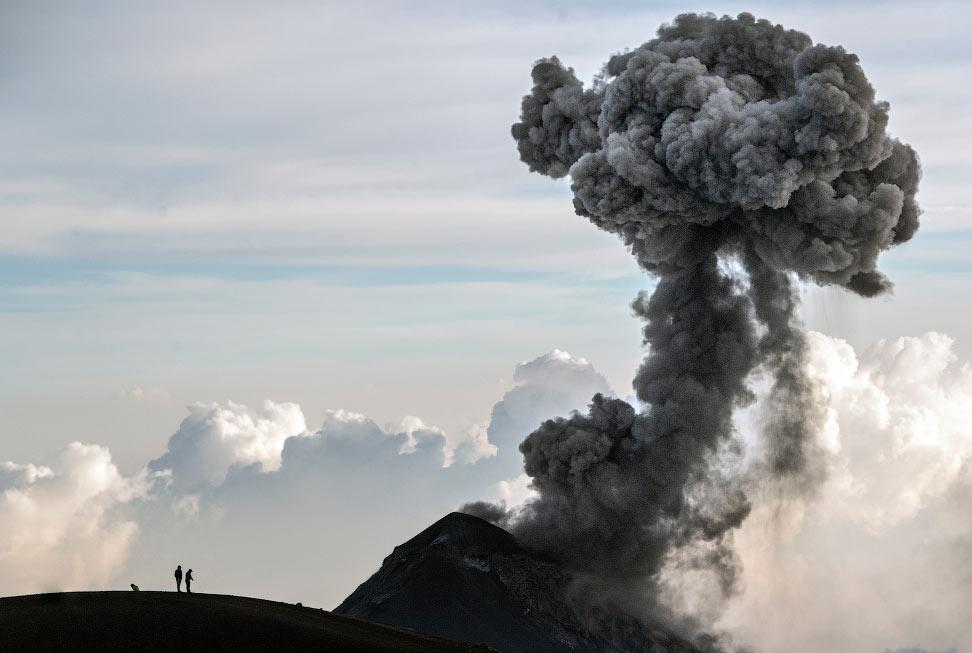 Вулкан де Фуэго