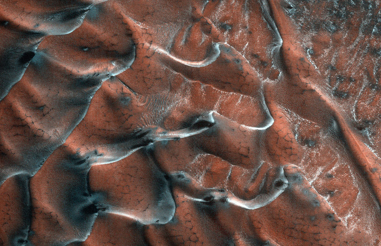 Равнины Марса