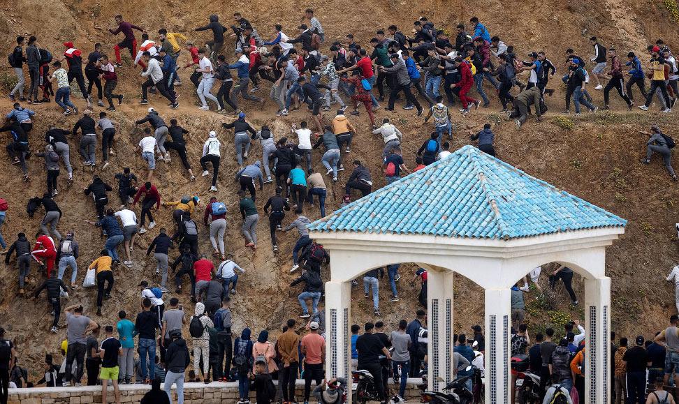 Нелегальные мигранты, и как они попадают в Испанию