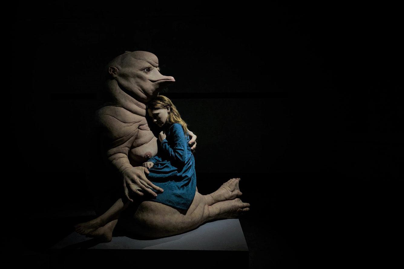 Скульптура в Мельбурне