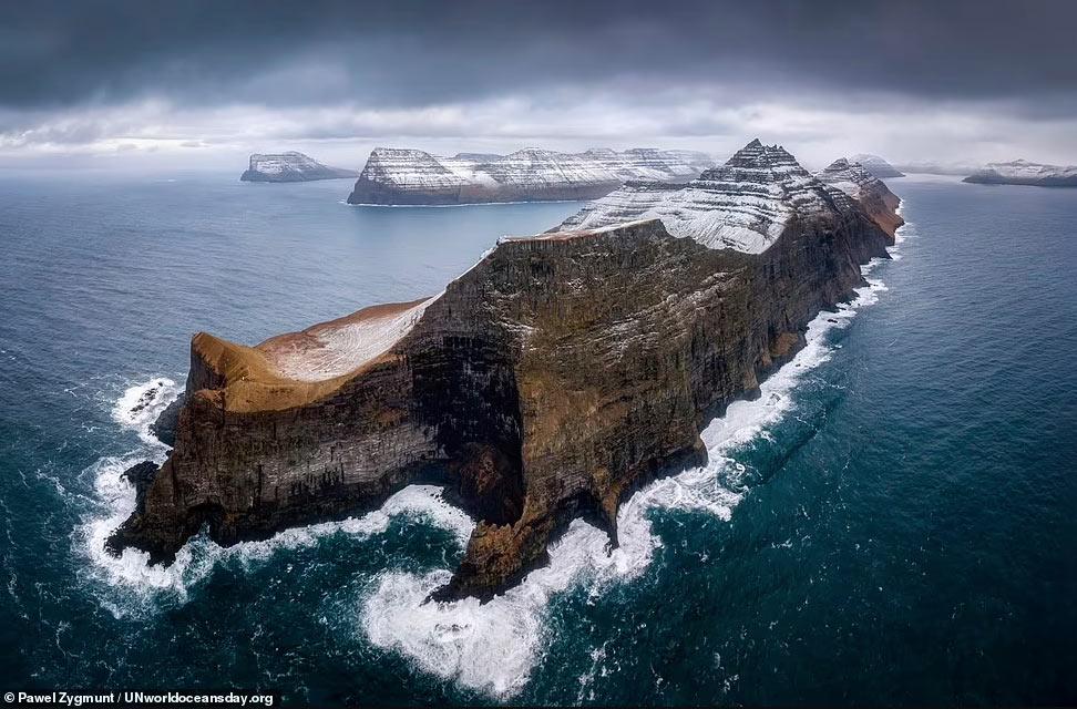 Пейзажи с Фарерских островов