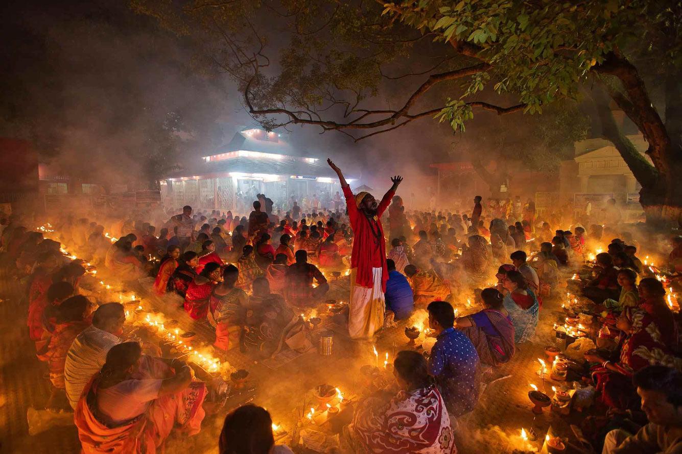 Религиозный праздник в Бангладеш