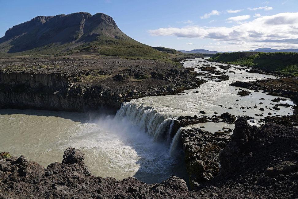 Меняющаяся Исландия