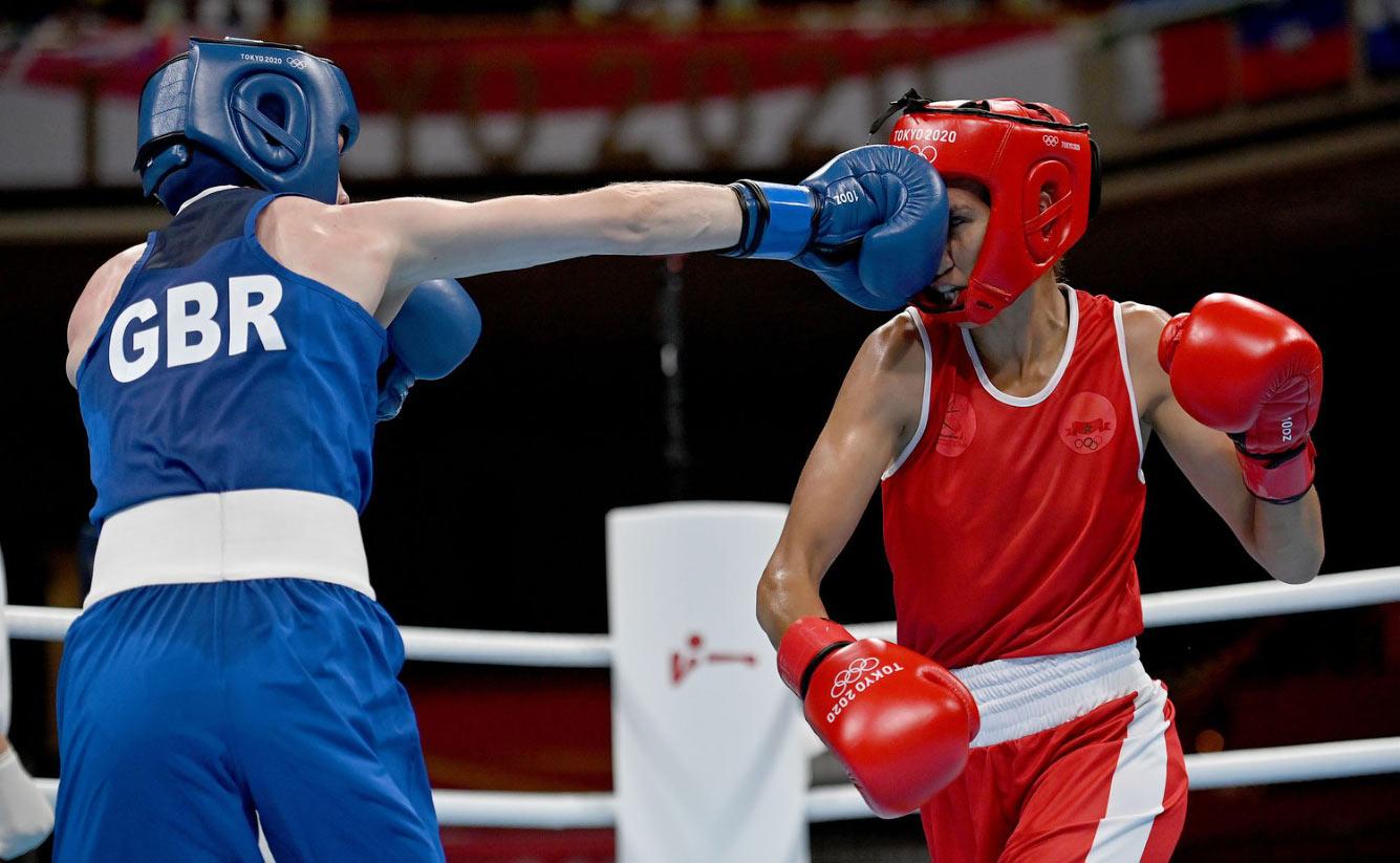 Бокс среди женщин