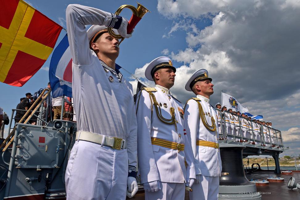 День ВМФ 2021 в Севастополе