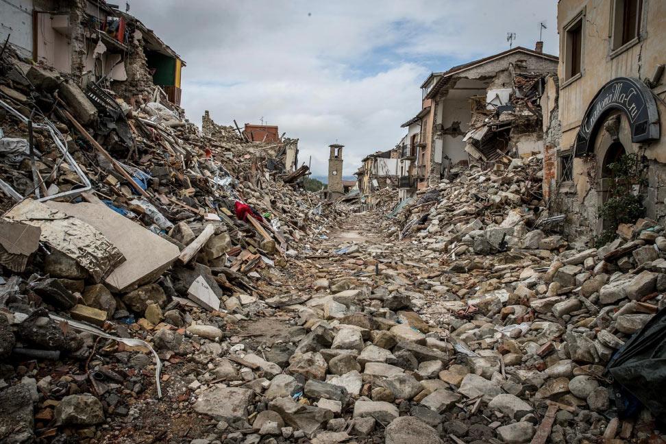 Крупнейшие землетрясения ХХ и ХХI веков