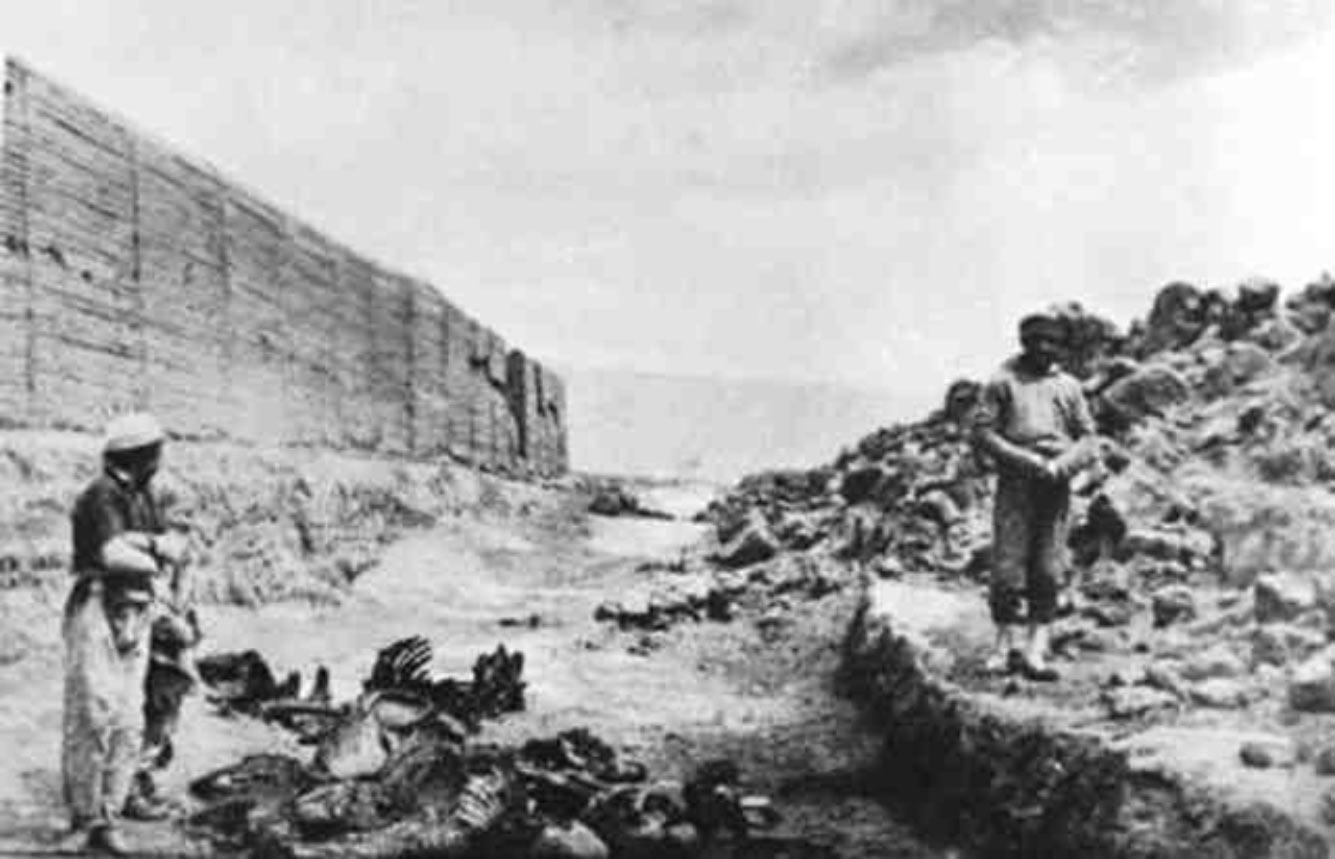Землетрясение в Ганьсу (Китай, 16 декабря 1920 года)