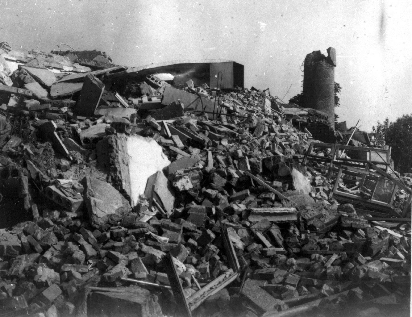 Таншанское землетрясение (Китай, 27 июля 1976 года)