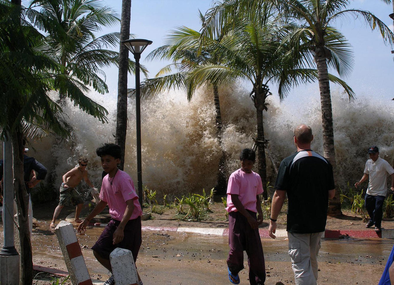 Суматранское землетрясение