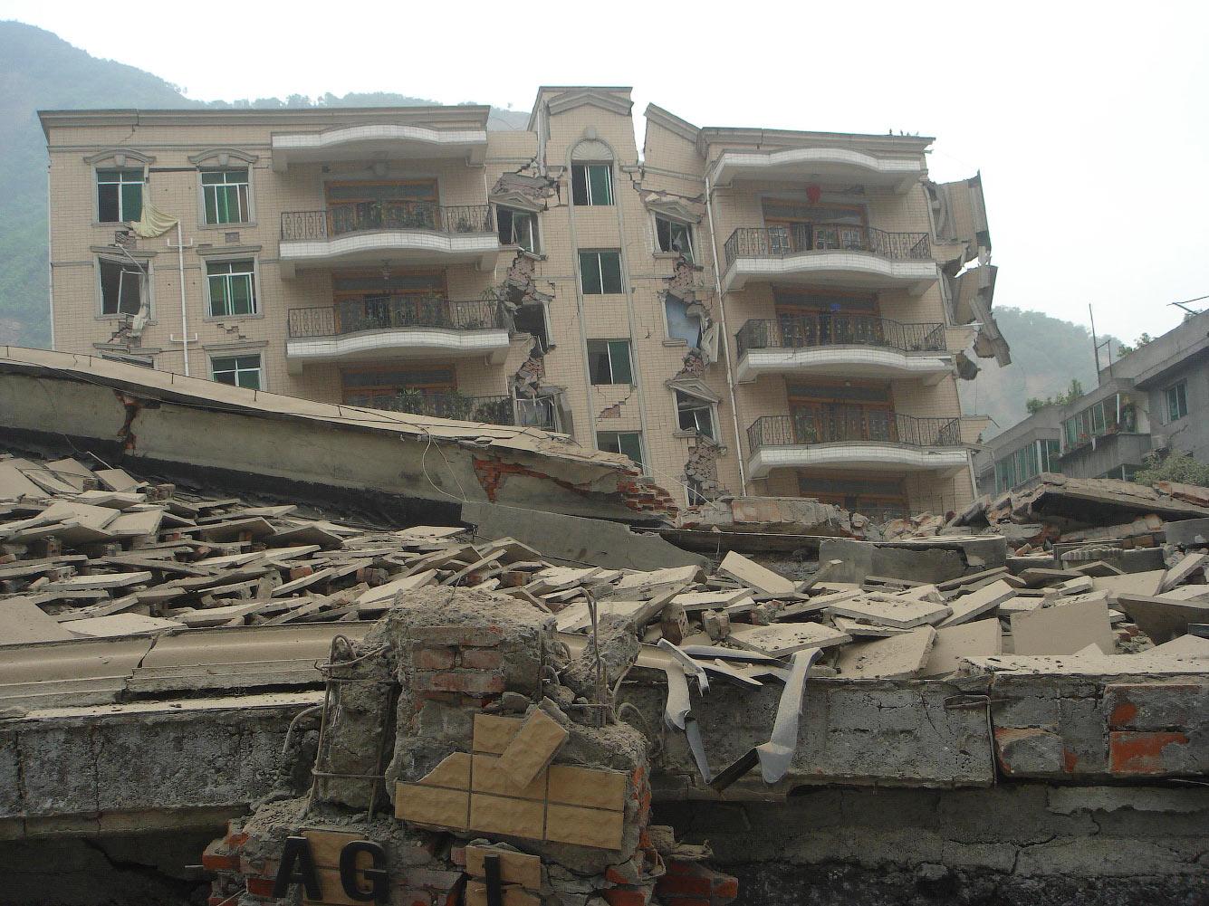 Сычуаньское землетрясение