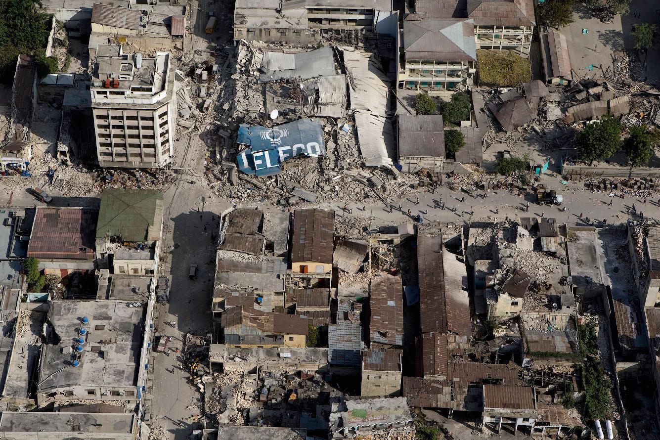 Гаитянское землетрясение