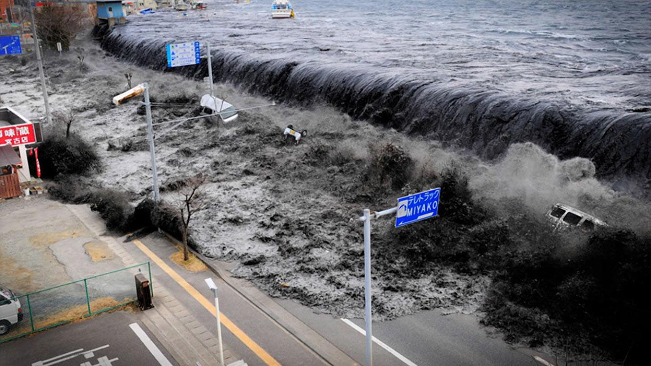 Великое землетрясение Восточной Японии