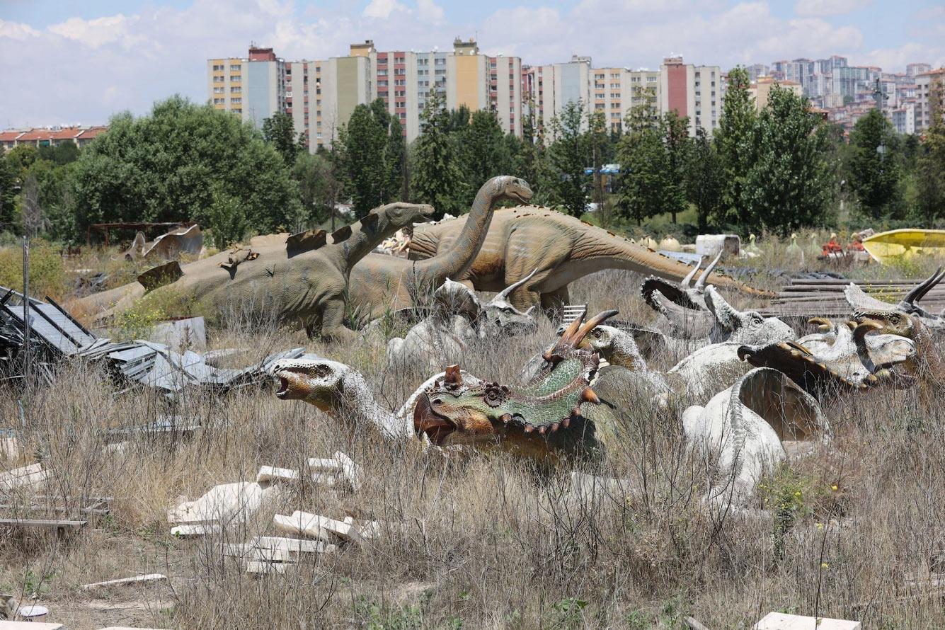 Заброшенная страна чудес Евразия