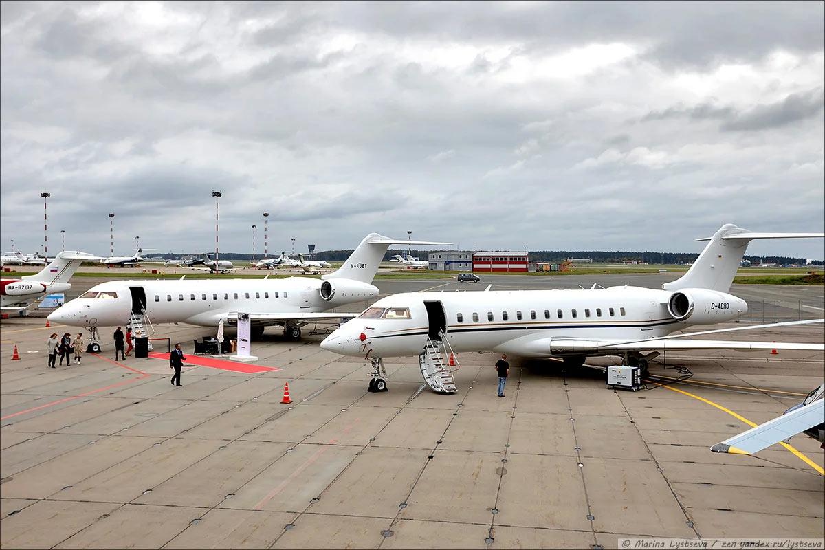 Еще один крупнейший производитель Bombardier