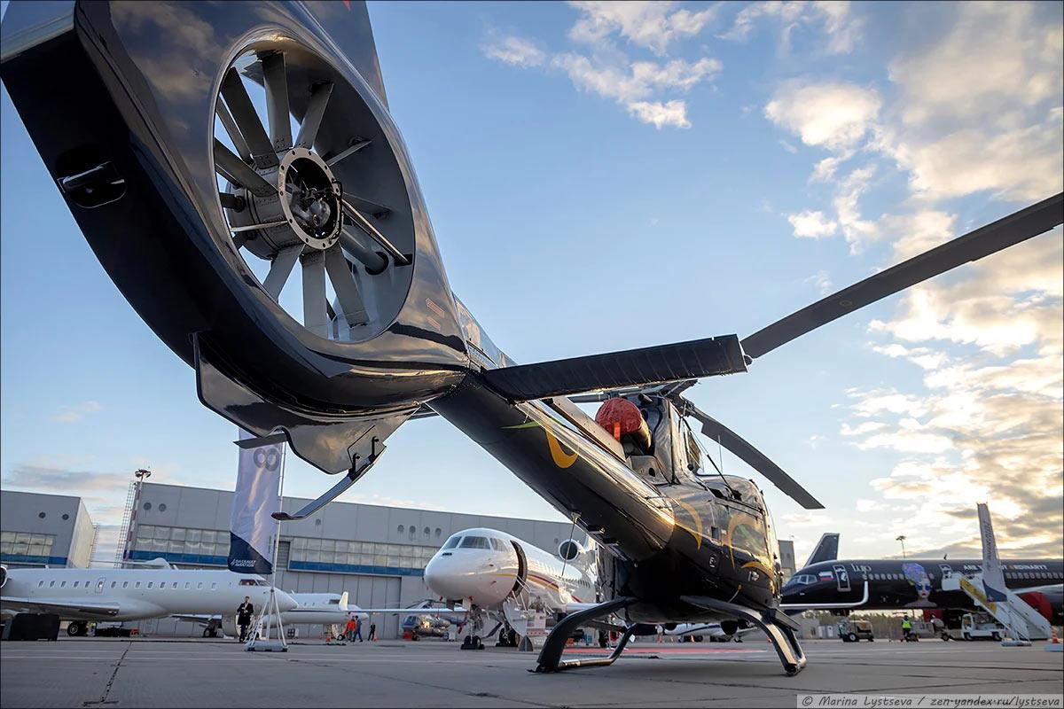 H130 – легкий однодвигательный вертолет