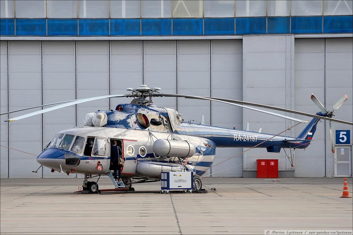 Ми-8 VIP