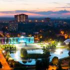 Самый большой район в России