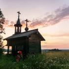 Русский север. Кенозерье