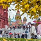 Осенний Кремль