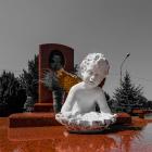 Мемориальный комплекс в Беслане и Город ангелов