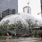 «Сферы» Амазона: необычный офис за 4 млрд долларов