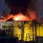 Крупные пожары в торговых центрах и клубах России