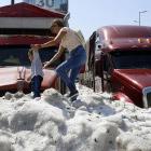 Как в Гвадалахаре снег выпал