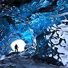 Ватнаёкюдль - крупнейший ледник Европы