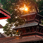 Катманду - столица и крупнейший город Непала