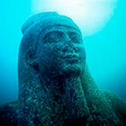 Древний Гераклион - потерянный город под водой