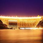 Саяно-Шушенская ГЭС - грандиозное сооружение