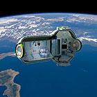 В 2016 году появится первый космический отель