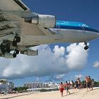 Maho Beach - один из самых необычных пляжей в мире