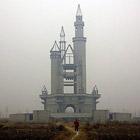 """Заброшенный парк развлечений """"Страна чудес"""" в Китае"""