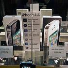 Страсти по Айфону: начало продаж iPhone 4S