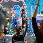 """Съемки новогодней программы """"Голубой огонек"""" 2012"""