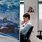 Необычный офис компании Philips: без определенного места работы
