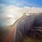Чиркейская ГЭС - самая высокая плотина в России