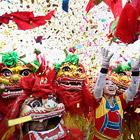 Китайский Новый год 2012 - год Черного Водяного Дракона