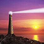 Маяки - путеводные огни для кораблей