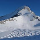 Ледник Кицштайнхорн - одно из самых высокогорных мест для катания в Европе