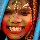 Холи 2012 - фестиваль весны и ярких красок