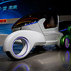 Китайский автопром на Пекинском автосалоне 2012