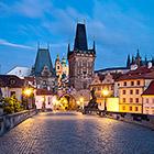 Прага - крупнейший город Чехии