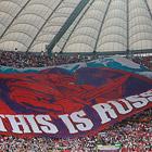 Евро-2012: матч Россия-Польша